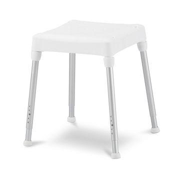 MoBaLux shower stool telescopic