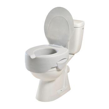 Raised toilet seat 4575, soft